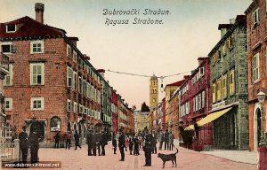 Ragusa Stradone (Dubrovacki Stradun)