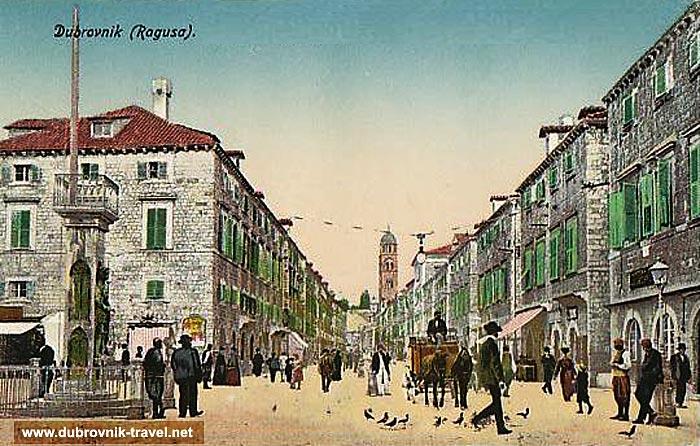 Stradun @ Dubrovnik (Ragusa)