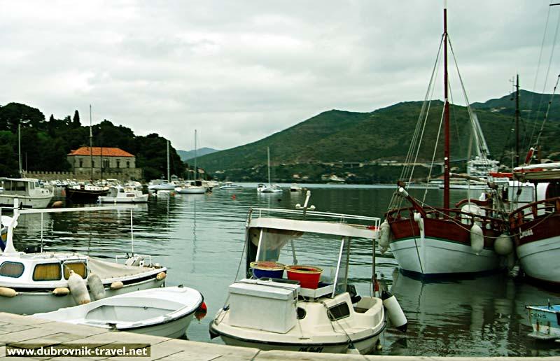 Bay of Gruz, Dubrovnik