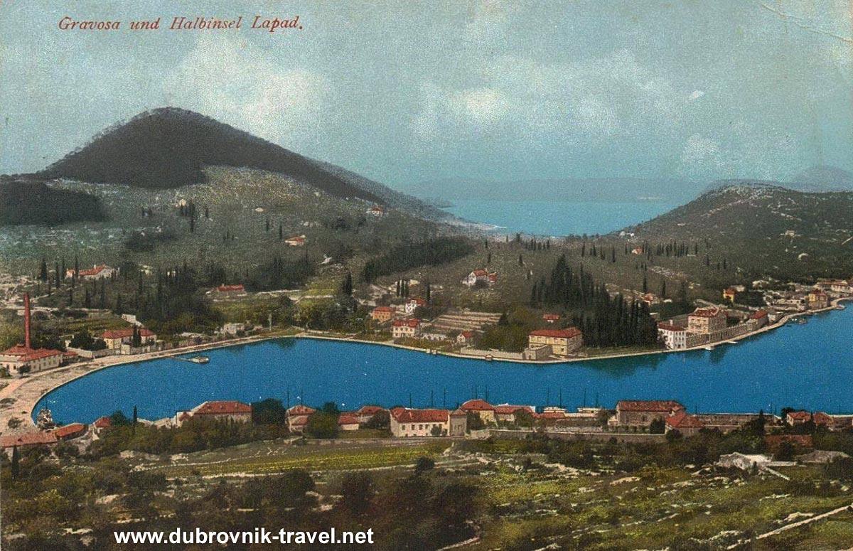 Panorama of Lapad & Gruz - 1920s
