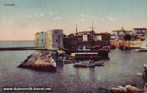 Old Port and Porporela in 1920s