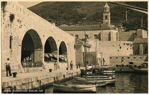Porat Dubrovnik in 1960s