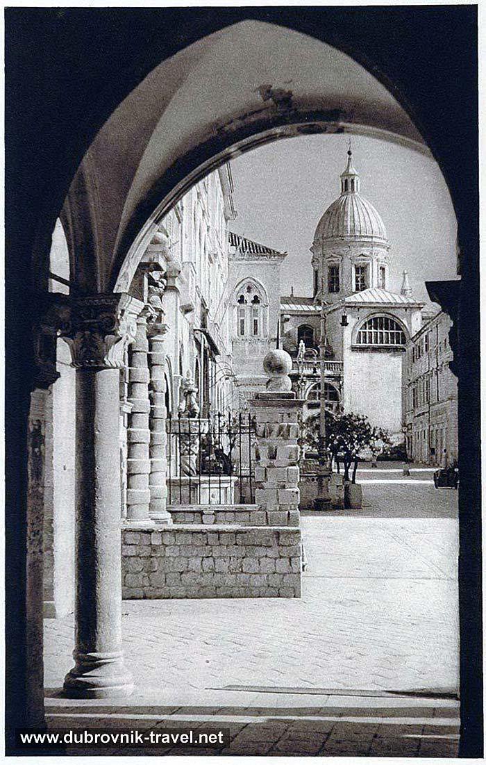 Luza Dubrovnik1925