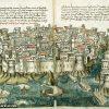 Dubrovnik in 1458 by Conrad Von Grunenberg