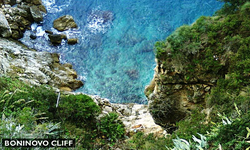 Cliffs at Boninovo
