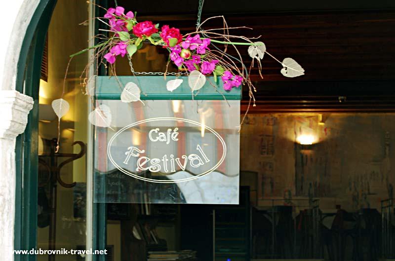cafe Festival