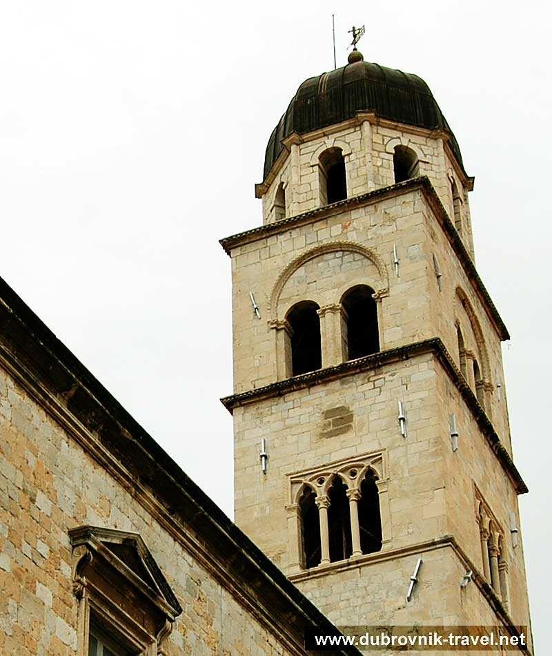 Franciscan Monastery Bell Tower