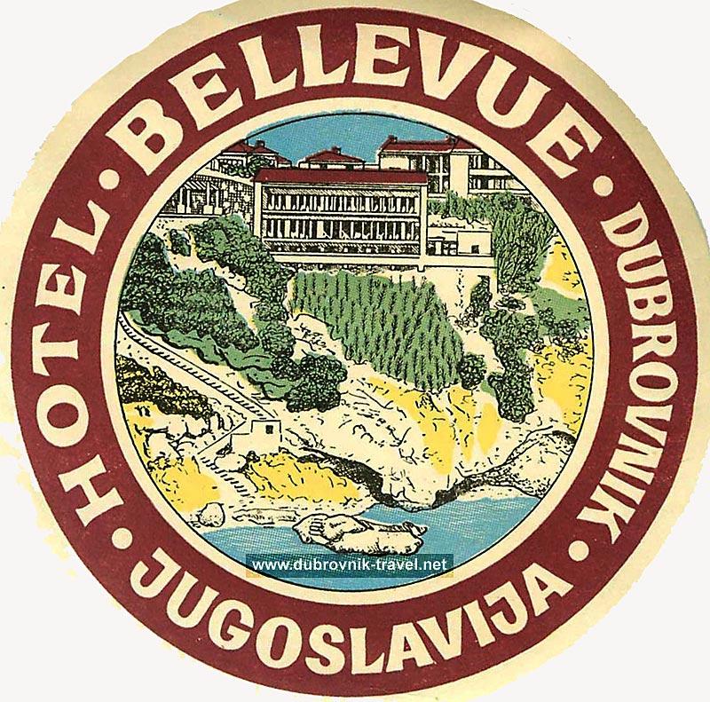 hotel-bellevue-dubrovnik1950s
