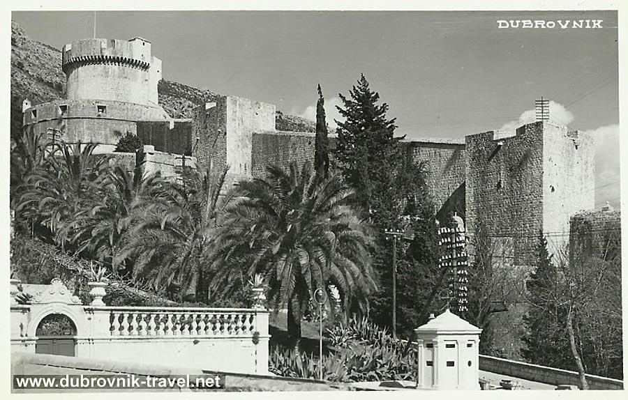 Dubrovnik Walls and Minceta Tower