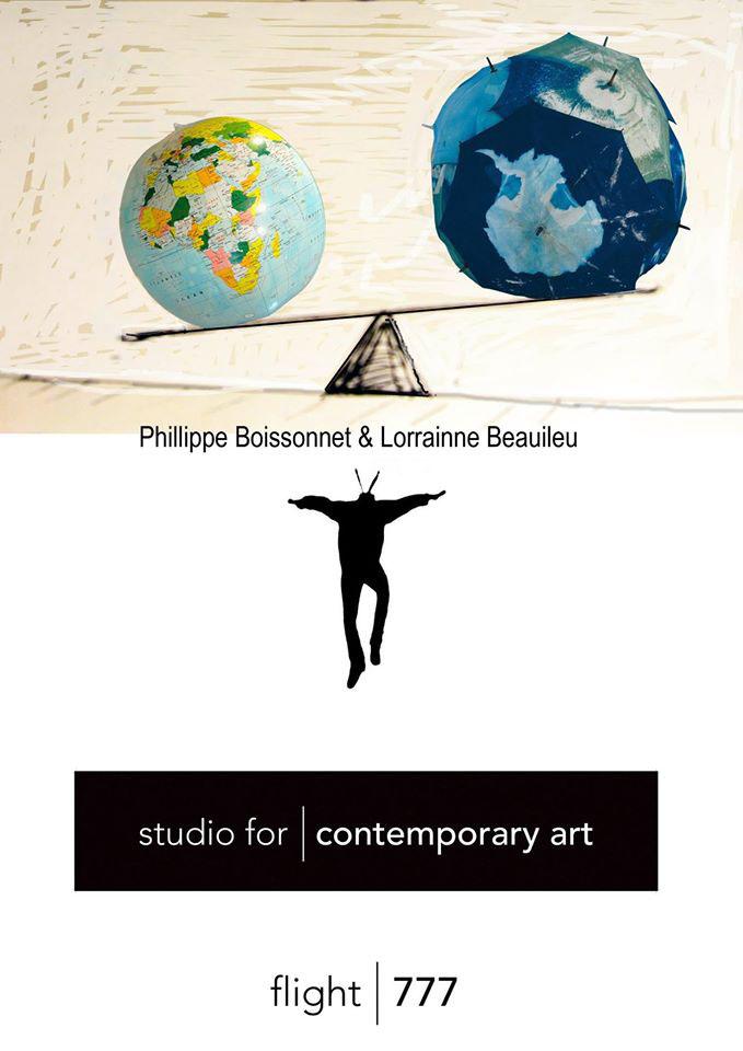 Exhibition-Lorraine Beauileu and Philippe Boissonet- Art Radionica Lazareti