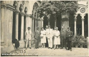 Visiting Dominican Monastery in 1920s