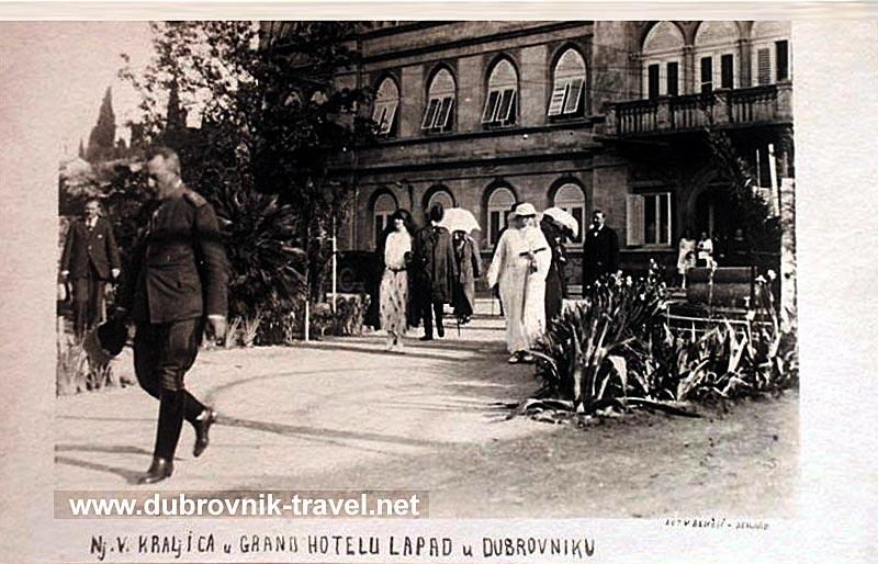 Hotel Lapad, 1930s