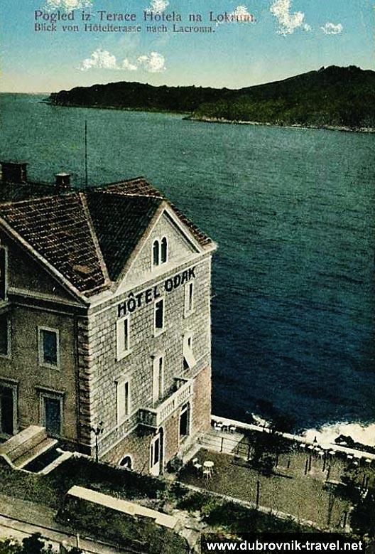 Hotel Odak, Dubrovnik 1915