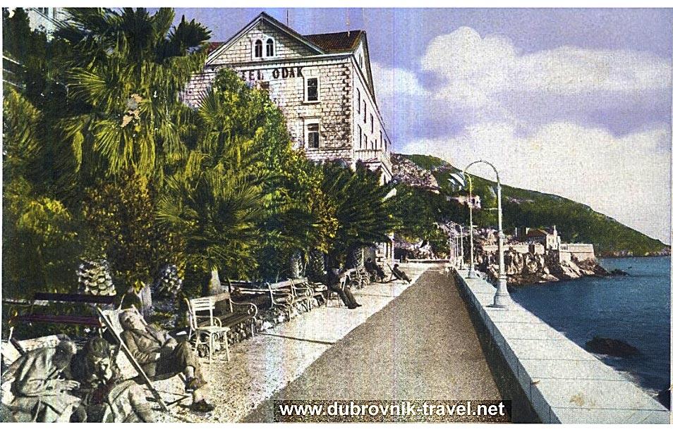 Hotel Odak, Dubrovnik 1932