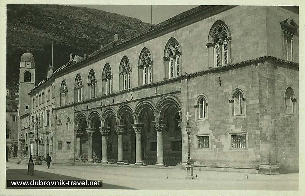 dubrovnik-knezev-dvor1930