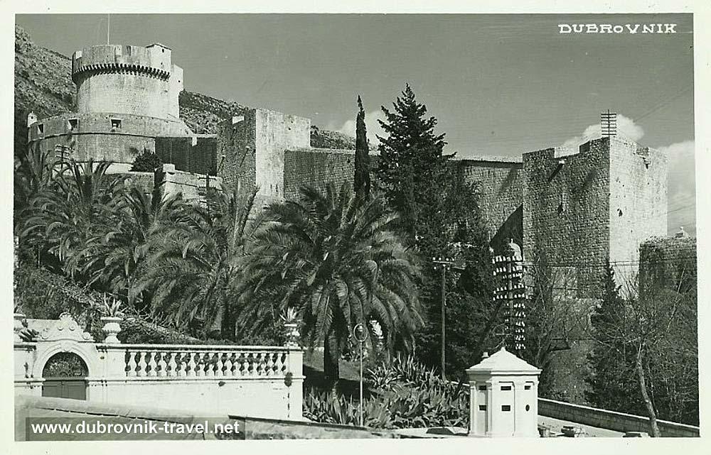 dubrovnik-minceta-walls1930