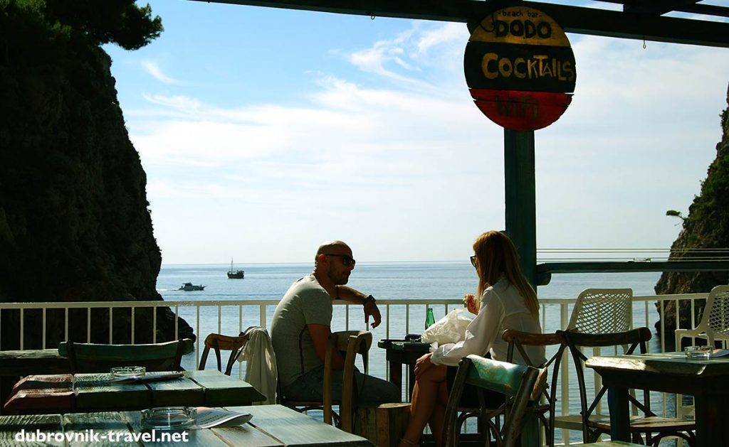 Photo: Lovely terrace with fantastic views @ Dodo's
