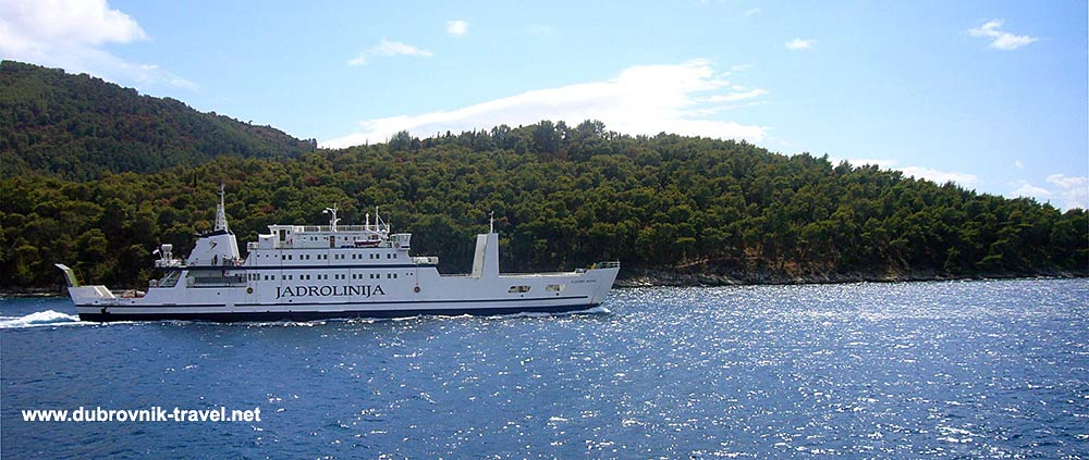 Car ferry Jadrolinija