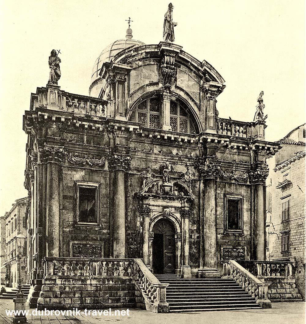 Crkva Svetog Vlaha - Dubrovnik (1909)