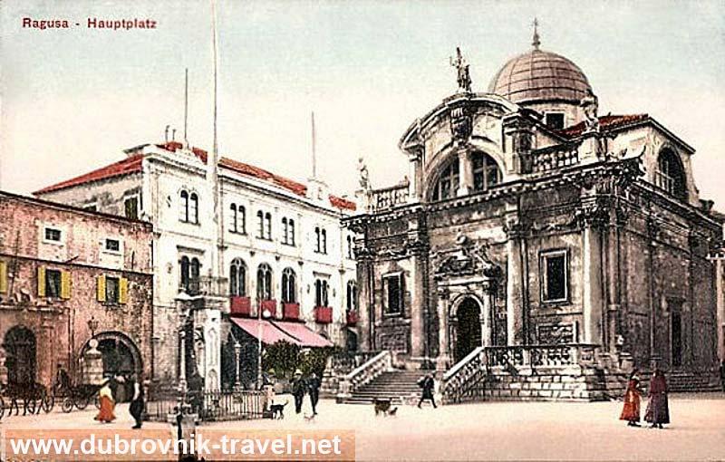 Crkva Svetog Vlaha (in 1911)