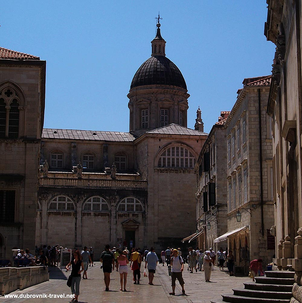 The Dubrovnik Cathedral