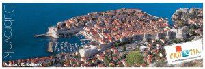 Panorama of Dubrovnik (poster)