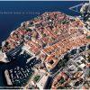 Poster : Bird Eye Views over Dubrovnik