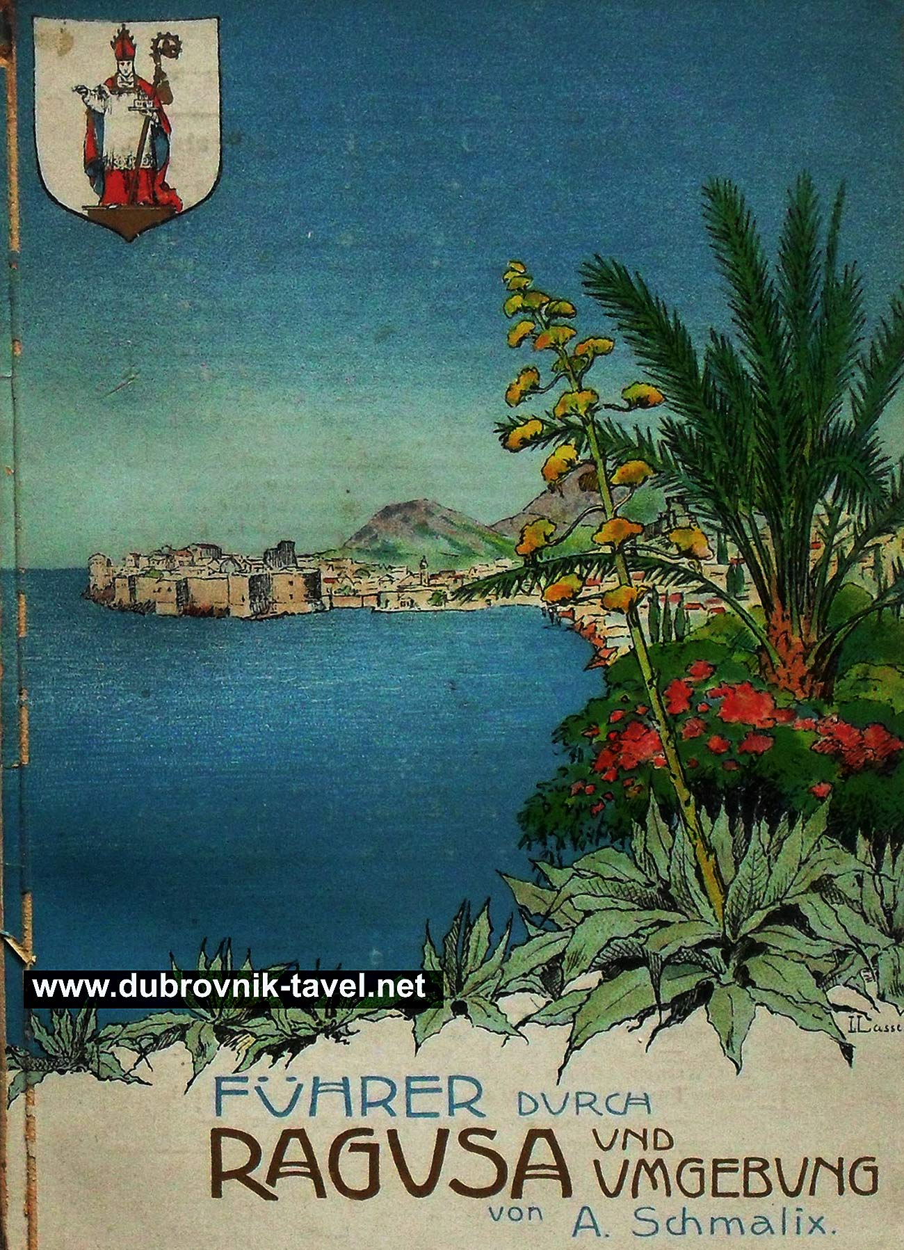 Travel Guide to Dubrovnik from 1906