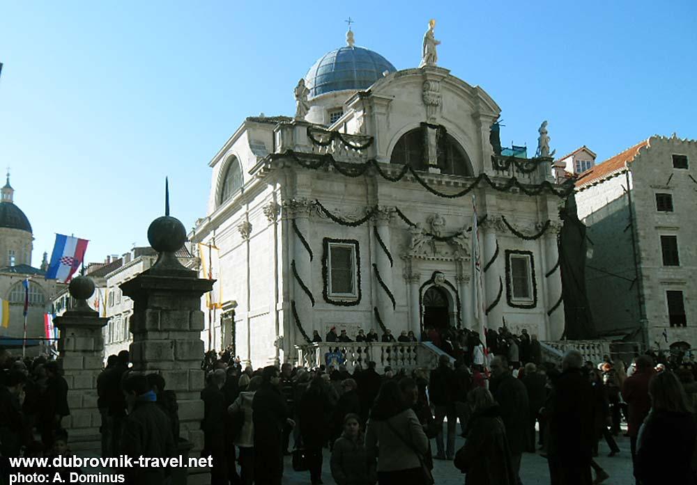 Festa Svetog Vlaha @ Luza Square, Dubrovnik