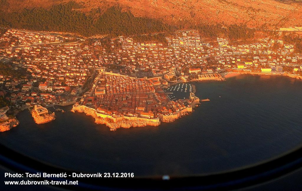 Getting to Dubrovnik by plane