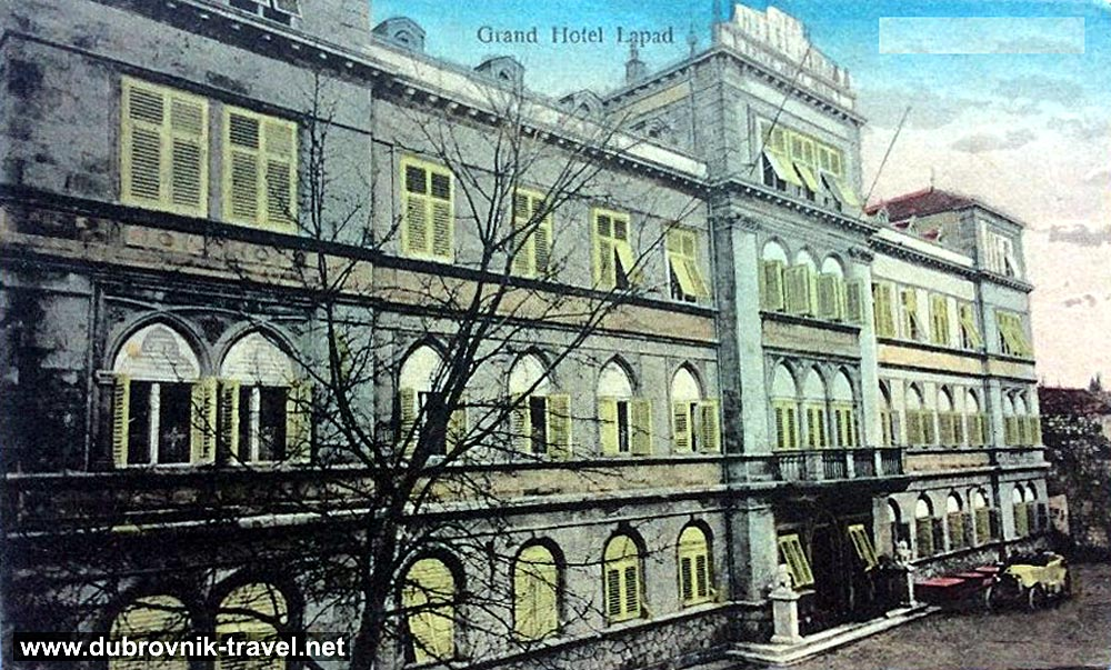 Grand Hotel Lapad - Dubrovnik (1905)