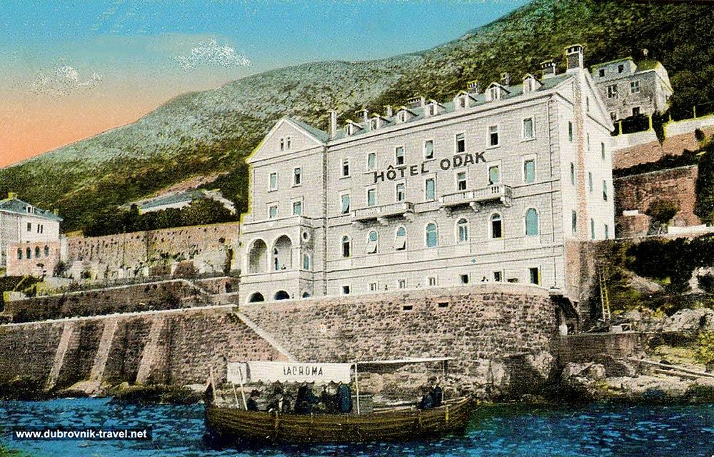 Hotel Odak 1910