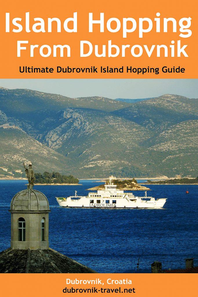 Island hopping guide