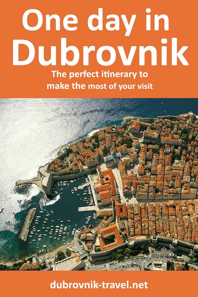 one day in dubrovnik 24 hrs itinerary