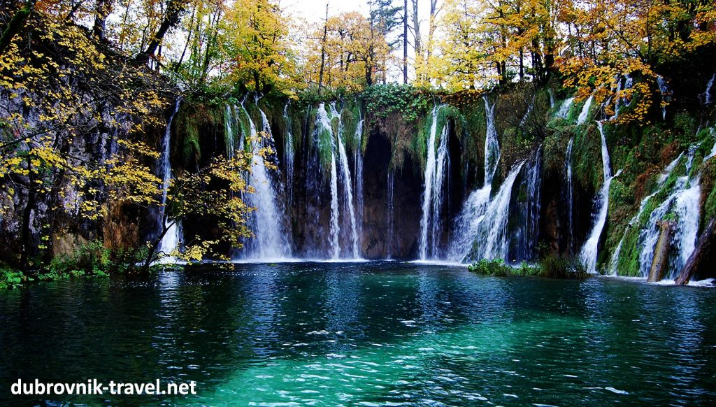 Waterfalls @ Plitvice Lakes