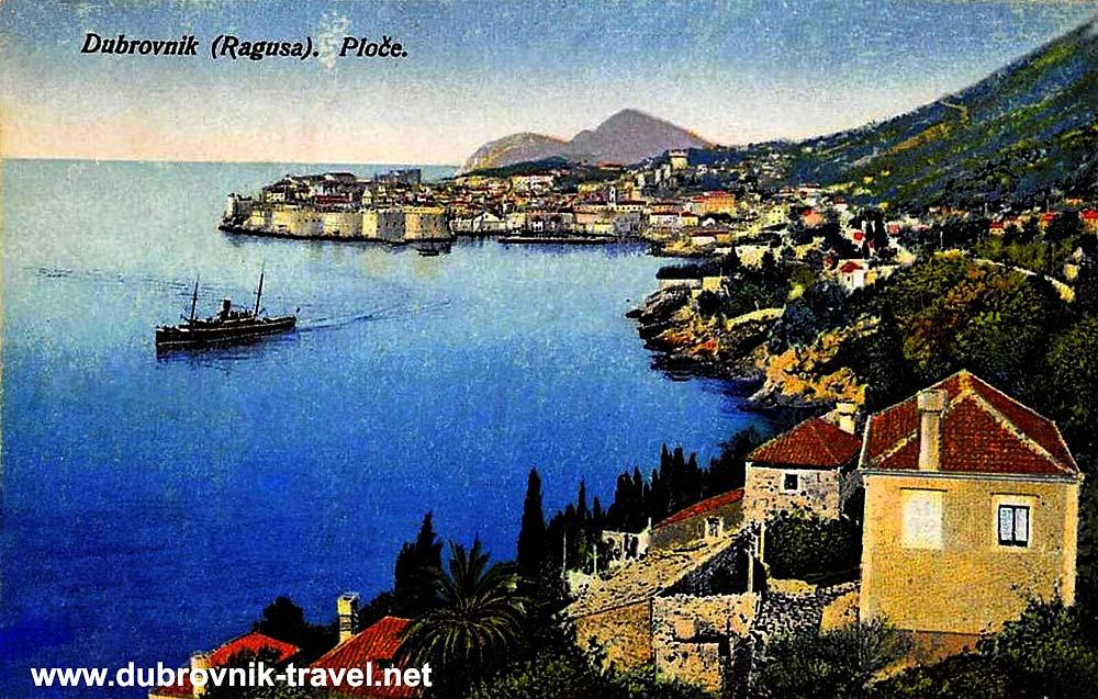 ploce-dubrovnik-views1920s