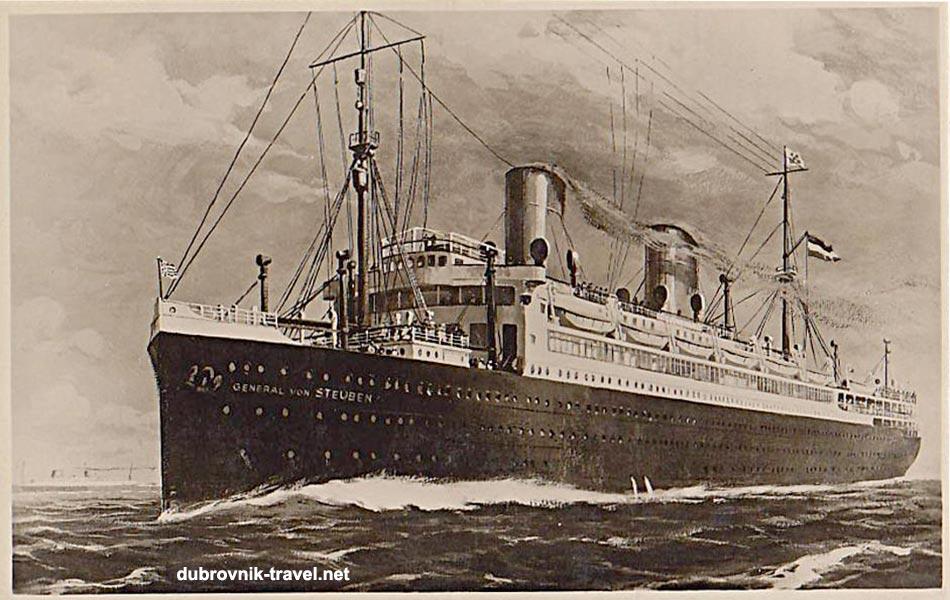 General Von Steuben cruise ship