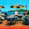 Restaurant 'Galeb' – Dubrovnik (1970s)