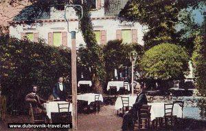 Restaurant 'Gradac' - Dubrovnik (1905)