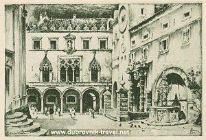 Sponza Palace, graphics